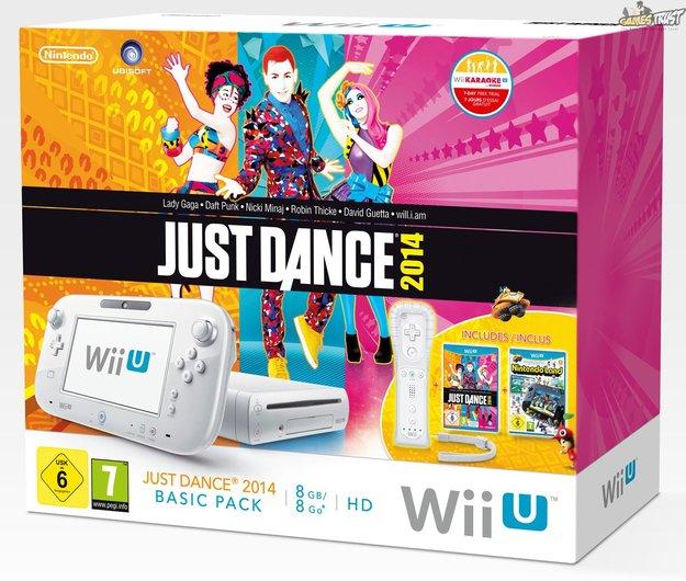Nintendo: 3 Neue Wii U-Bundles für Europa bestätigt