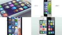 Top 5: Die interessantesten iOS-Konzepte des Jahres