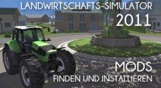 Landwirtschafts-Simulator 2011 Mods: Die besten Quellen