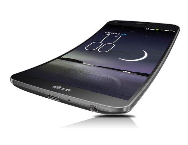 LG G Flex: Gebogenes Phablet ab Februar in Deutschland erhältlich, Vodafone-exklusiv