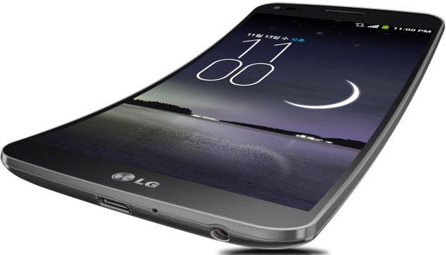 LG G Flex für Deutschland: Vodafone wird das krumme Ding anbieten!