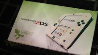 Nintendo: 2DS im Luigi-Design aufgetaucht