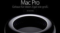Mac Pro 2013: Benchmark-Ergebnisse des Modells mit 6 Prozessorkernen aufgetaucht