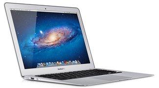 MacBook Air (Mitte 2012): Firmware-Update gegen SSD-Probleme