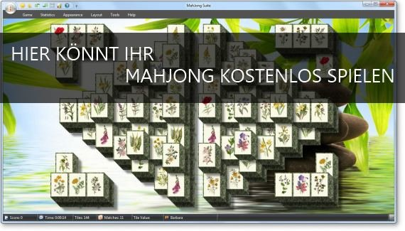Mahjong Kostenlos Offline