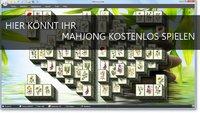 Mahjong kostenlos spielen: Online oder als Download