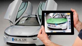 MARTA AR: Volkswagen erleichtert Auto-Reparaturen mit Augmented-Reality-App