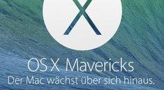 OS X Mavericks: Entwickler erhalten neuen Build der Version 10.9.1