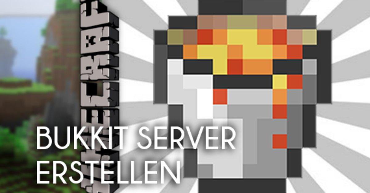 Minecraft Server Erstellen Mit PortFreigabe So Funktionierts - Minecraft bukkit server unter linux erstellen