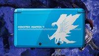 Nintendo: Erneutes 3DS-Bundle im Monster Hunter-Design vorgestellt