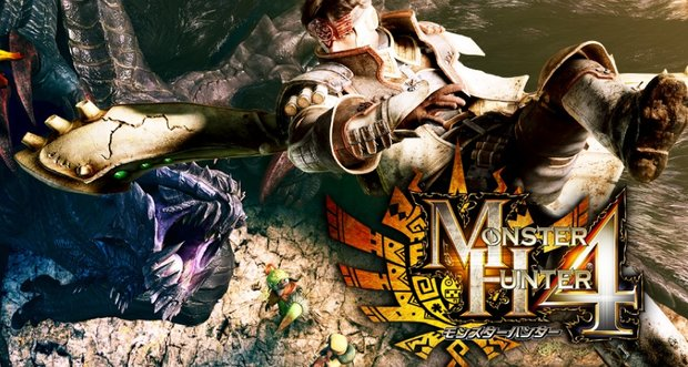 Monster Hunter 4 Ultimate: 2015 endlich in Europa und Nordamerika