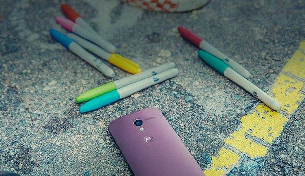 Motorola Moto X besser als alle anderen?
