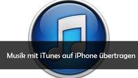 Musik für unterwegs: Mit iTunes Musik auf das iPhone laden