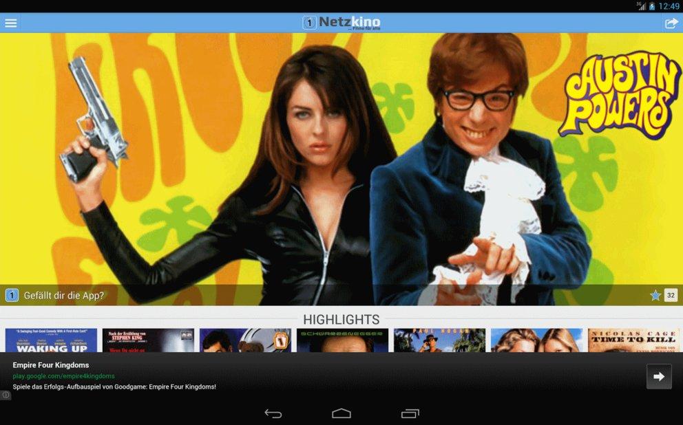 Netzkino: Filme kostenlos im Stream am PC, iPhone und Android-Gerät ...