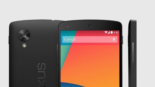 Nexus 5: Weiße Version bestätigt, keine Variante mit 3.000&nbsp&#x3B;mAh-Akku