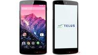 Nexus 5: Neue Renderbilder in Kanada gesichtet