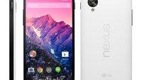 Nexus 5: Weiße Version gesichtet, Start am 1.11. angedeutet