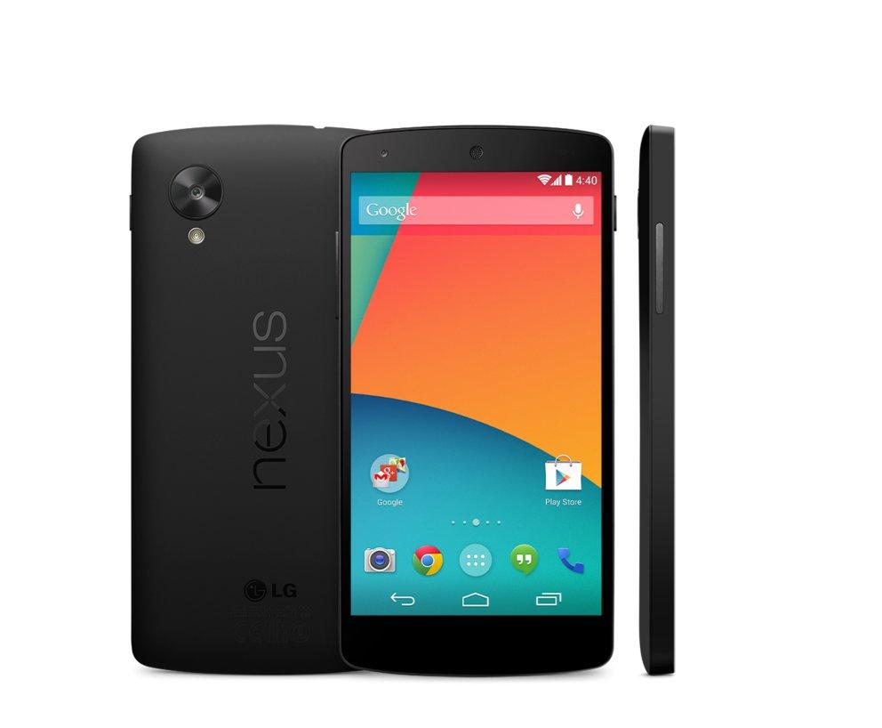 Nexus 5 in Schwarz oder Weiß - Ihr habt gewählt!