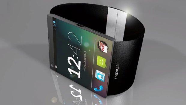 Google 'Nexus' Smartwatch - bereit für Massenproduktion (Gerücht)