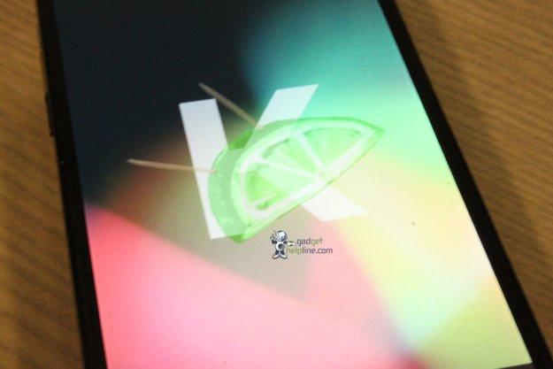 Android 4.4: neue Bilder und Infos über das KitKat-System aufgetaucht