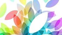 Apple Event: Analyst trifft Vorhersagen für iPad 5, iPad mini 2 und Retina-MacBook Pro