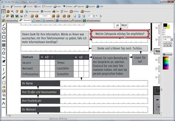 PDF - Segen und Fluch eines Formats
