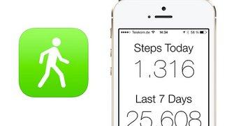 App of the Day: Pedometer++ zählt eure Schritte mit dem M7 Chip im iPhone 5s
