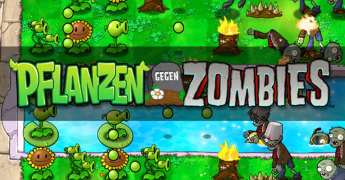 Zombies Gegen Pflanzen Kostenlos Spielen