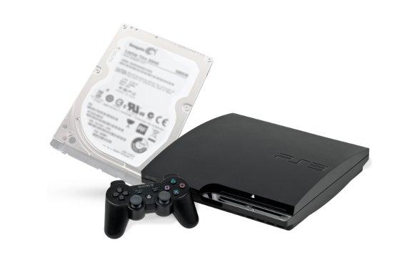 PS3-Festplatte tauschen: So leicht ist der Umbau bei PlayStation 3