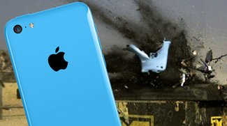 iPhone 5c vs Kaliber .50: Zeitlupen-Vergleich mit iPhone 5s, GoPro Hero3 und RED Epic [Video of the Day]