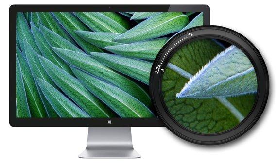 """OS X Mavericks: HiDPI-Mode für ein """"Retina Display"""" aktivieren"""