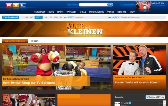 Becker gegen Pocher im Live-Stream und TV: Alle auf den Kleinen