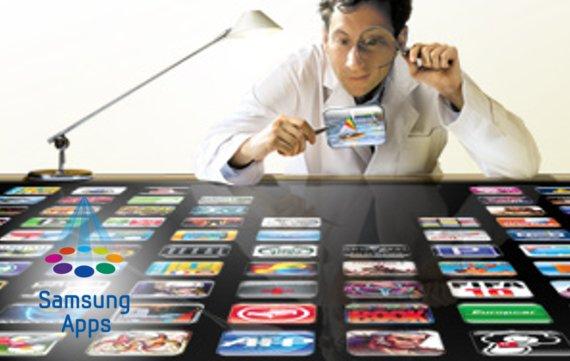 Samsung Apps – Der App Store für alle Samsung-Geräte
