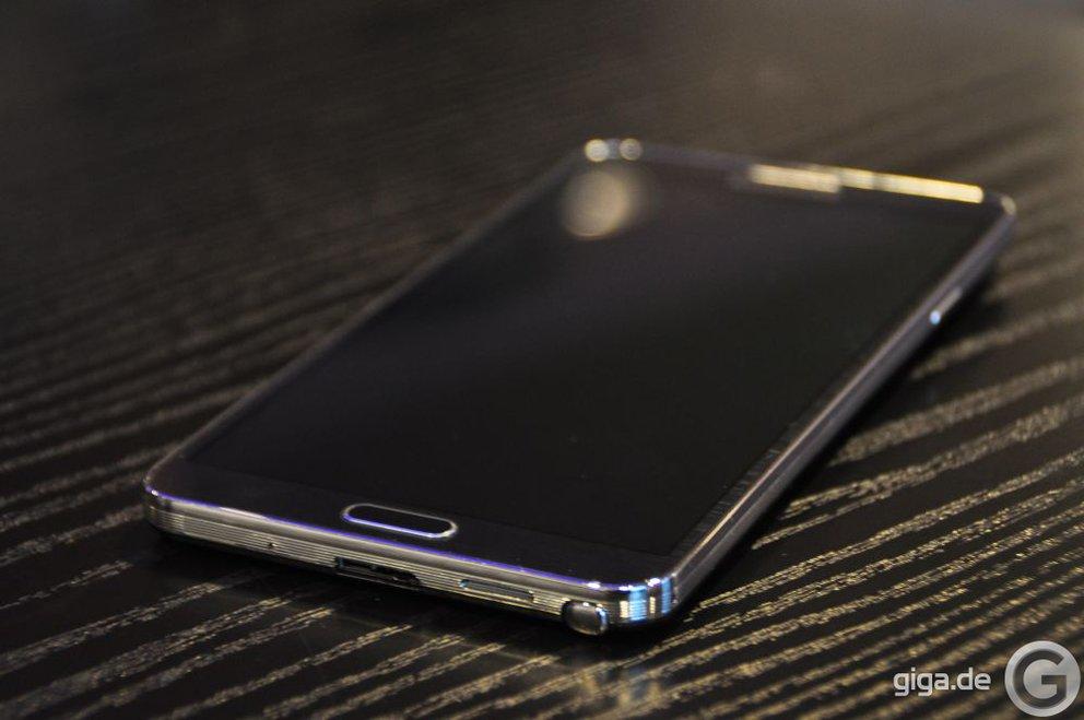 Samsungs Galaxy S5: Plastikfront und Kunstleder auf der Rückseite (Gerücht)