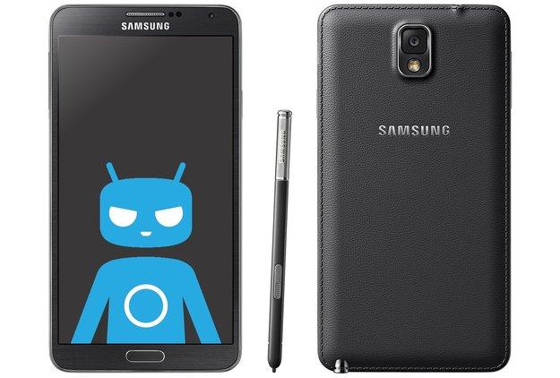 Samsung Galaxy Note 3: CyanogenMod läuft, MultiWindow könnte kommen