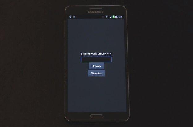 "Samsung Galaxy Note 3: Region Lock entfernen per Root-App ""RegionLock Away"""