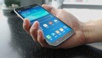 Samsung Galaxy Round: Das erste Smartphone mit gebogenem Display ist da