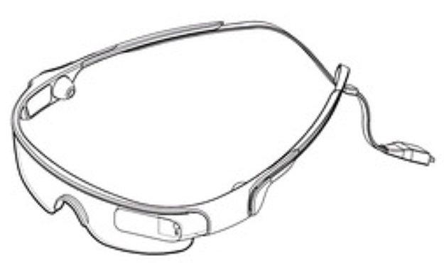 Samsung Glass: Patent für Google-Kopie angemeldet