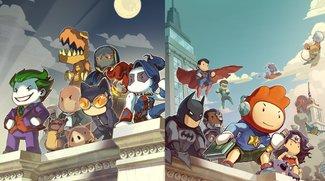 Scribblenauts Unmasked: Kämpft gemeinsam mit Batman & Co. gegen DC-Schurken