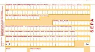 IBAN und BIC: Die neuen Kontonummern (Überweisung 2016)