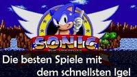 Sonic Spiele in der Übersicht: Eine Reise durch die Games-Geschichte des Igels