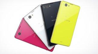 "Sony Xperia Z1 f: ""Mini-Bolide"" mit 4,3 Zoll-Display und Snapdragon 800 ist offiziell"