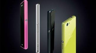 Sony Xperia Z1 s: Vorstellung des Mini-Z1 am 12. November [Gerücht]