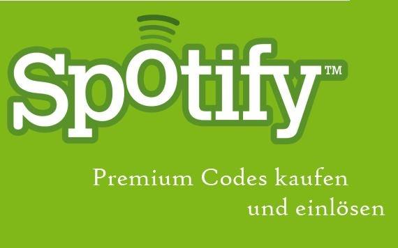 Spotify Premium Code: Gutschein für kostenlose Musik