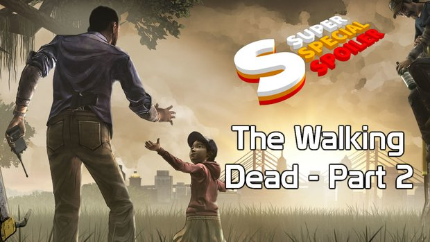 Super Special Spoiler Podcast #4: The Walking Dead - Part 2