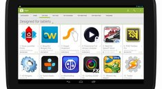 Play Store: Ab sofort bessere Sichtbarkeit von Tablet-optimierten Apps