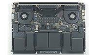 Neue Retina MacBook Pros: iFixit blickt ins Innere - Teardown