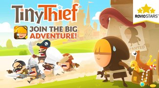 Tiny Thief: Point and Click-Adventure der Rovio Stars Gratis bei Amazon