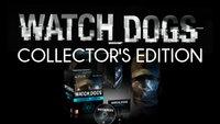 Die Inhalte der Watch_Dogs Collector's Editionen auf einen Blick