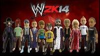 WWE 2K14: Avatare und Dynamic Theme mit WWE-Stars für Xbox 360 und PS3